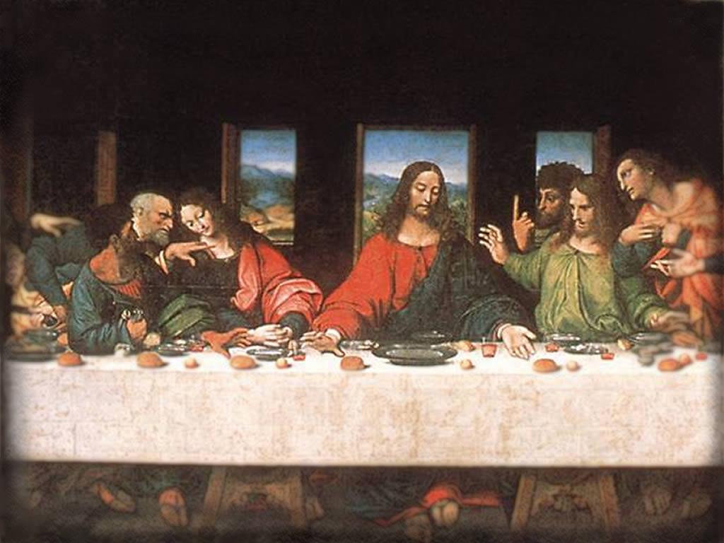 22 | June | 2012 | designandtechtheatre Da Vinci Last Supper Original