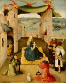 Adoration of the Magi 1470, Bosch
